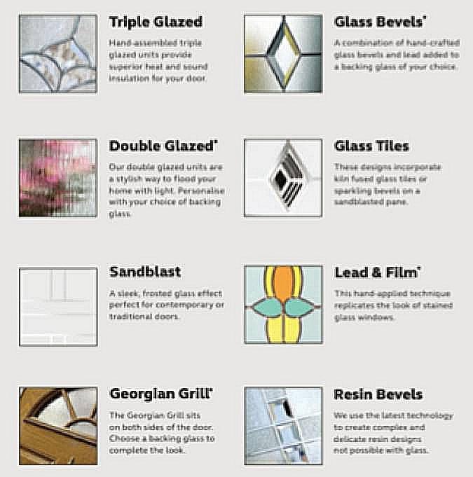 Double Glazing Folkestone Door Types